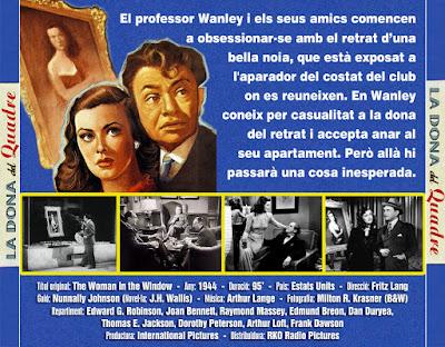 La dona del quadre - [1944]