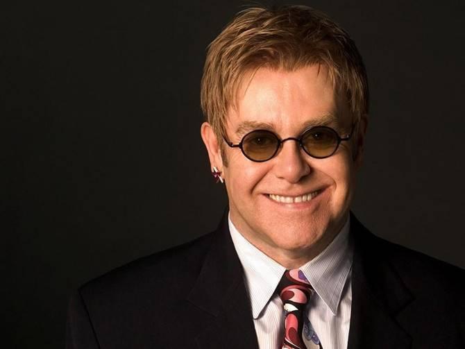 Elton John | Reginald Kenneth Dwight Popularly known as Elton John