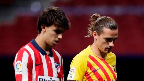 Atletico Madrid vs Barcelona Highlights 21 Nov 2020 (La Liga)