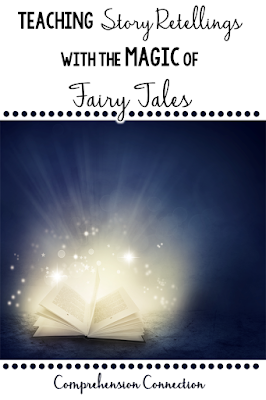 Looking for ways to teach retellings? Be sure to visit this post for lesson ideas and free resources to use featuring Goldilocks by James Marshall