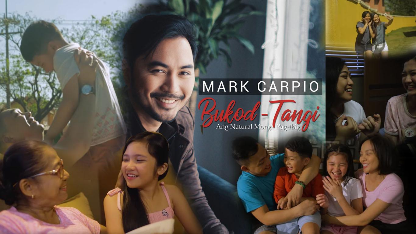 Bukod-Tangi (Ang Natural Mong Pag-Ibig) Mark Carpio