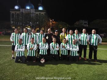 Perlawanan Persahabatan Bola Sepak ex-STAD FC dengan ex-Malaysia U16 ('88/'90)