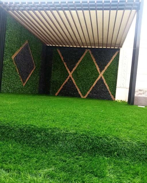 فرش العشب الصناعي في جدة شركة تركيب عشب صناعي بجدة
