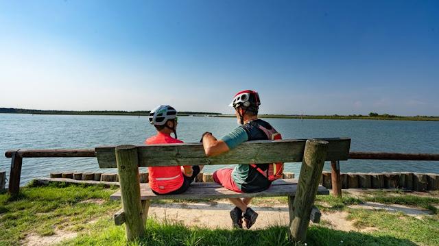itinerari bici bibione