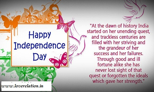 Independence Day Thoughts & Quotes