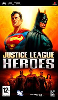 Cheat Justice League Heroes PSP