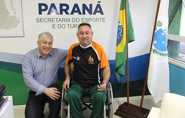 Medalhista de bocha paralímpica inicia preparação para 2017