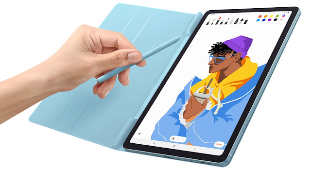 Samsung Galaxy Tab S6 Lite Launched With 10.4inch, S-Pen, 7040mAh Battery & More