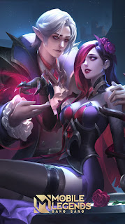 Carmilla Wisteria Countess Heroes Support of Skins
