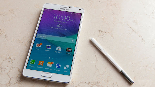 Picture Samsung announces the Galaxy Note 4 - The Verge