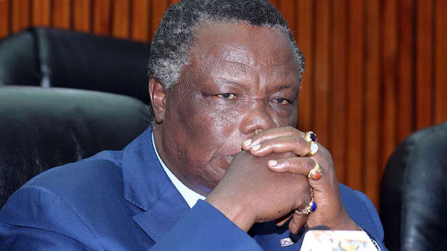 COTU boss Francis Atwoli in trouble