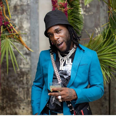 Burna Boy is among the famous Nigerian musicians