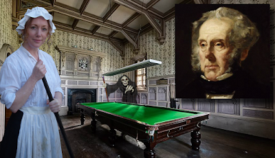 lord palmerston billiard table