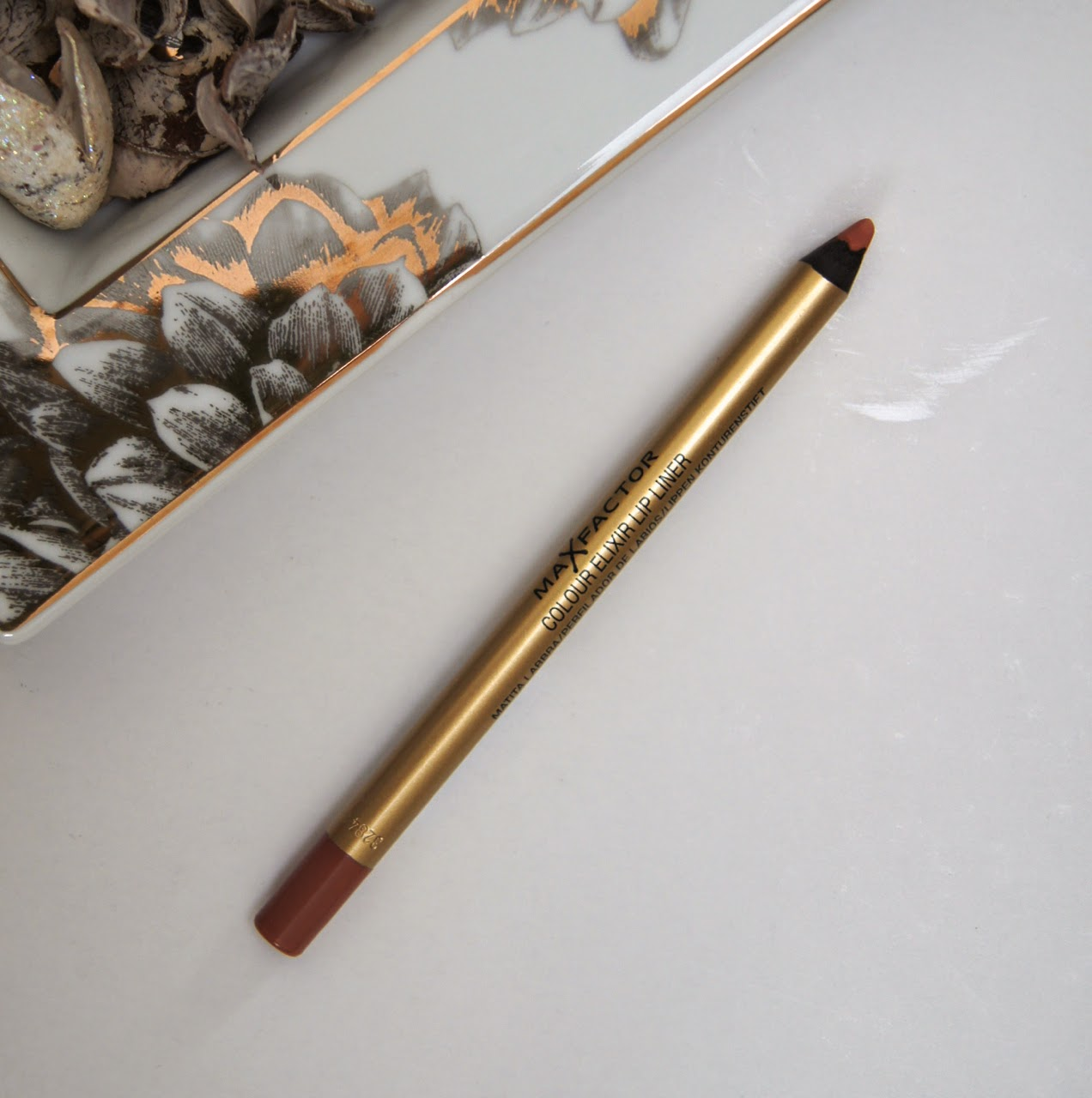 maxfactor brown n nude colour elixir lip liner review swatch