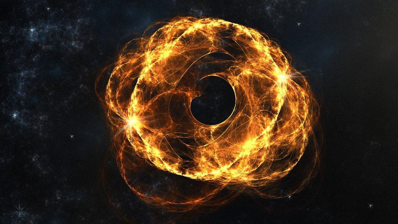 ¿Qué pasaría si un agujero negro se acercara a la Tierra? Posiblemente nada malo