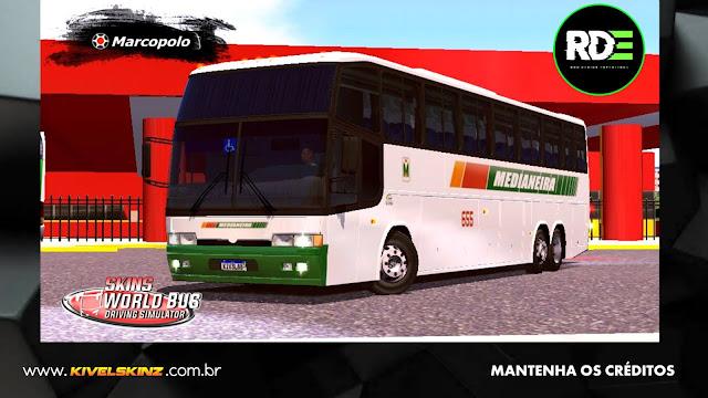 PARADISO GV 1150 - VIAÇÃO MEDIANEIRA