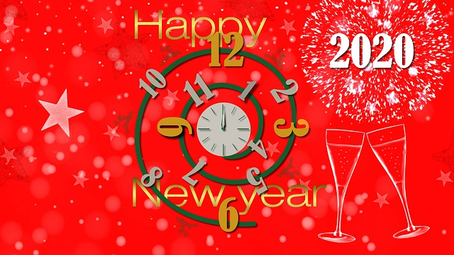 Happy New Year 2020: Best New Year Wishes, SMS, WhatsApp Status to Send Happy New Year Greetings!