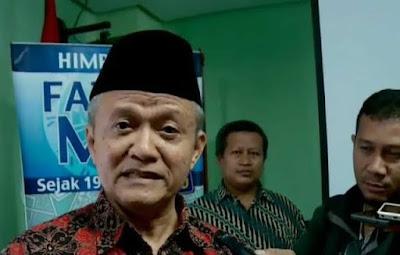 Sekjen MUI: Kalau Indonesia Diprediksi Hancur Lebur 2030, Penyebabnya RUU HIP Ini