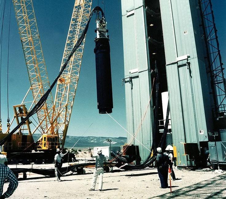 Governo Trump pretende quebrar a moratória de testes nucleares
