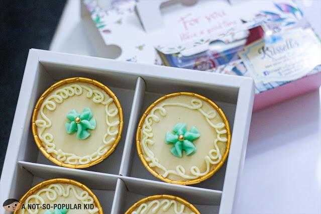 Krissell's Homebaked Caramel Cupcakes