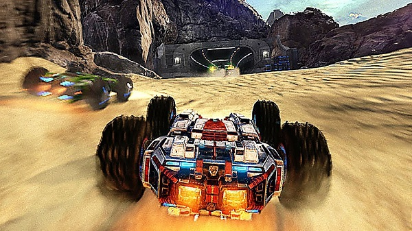 Grip: Combat Racing Screenshot