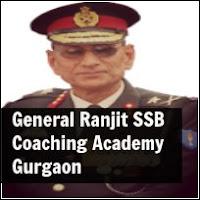 General Ranjit SSB Coaching Academy Gurgaon