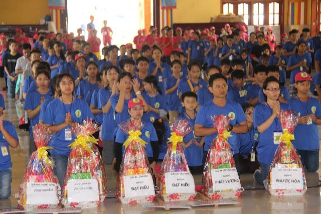 Hơn 1000 trại sinh tham dự lễ khai mạc Hội trại Tuổi trẻ Phật giáo Hệ phái Vĩnh Nghiêm lần 3 với chủ đề 'Về Nguồn' - Ảnh 8