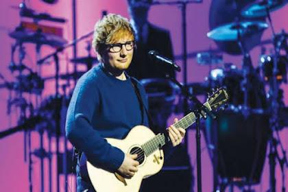 Ed Sheeran encabeza las canciones más escuchadas de la radio de 2018