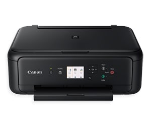 Impressoras Multifuncionais A Jato De Tinta Canon PIXMA TS5110 Downloads de software e drivers PIXMA TS5110 (Mac OS, Windows, Linux)