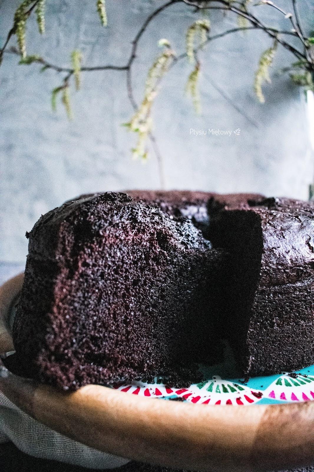 ciasto, czekolada, ptysiu mietowy, sw patryk