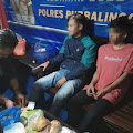 Terjaring Penyekatan di Pos Operasi Ketupat, Dua Pemuda Kedapatan Bawa Obat Terlarang