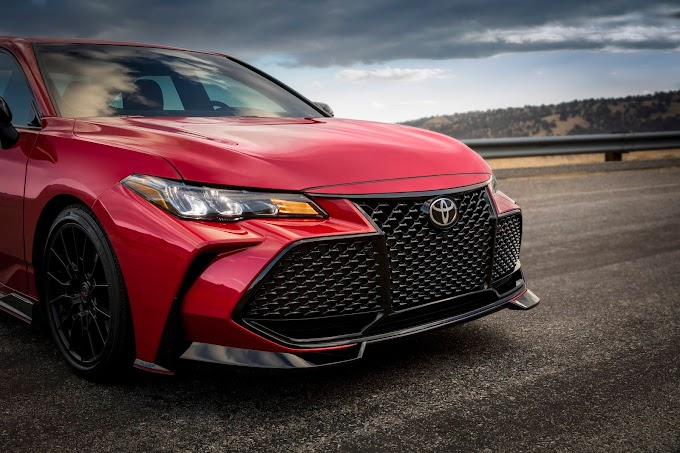 2020 Toyota Avalon TRD Price In USA | Top Speed | Features | Specification | Images