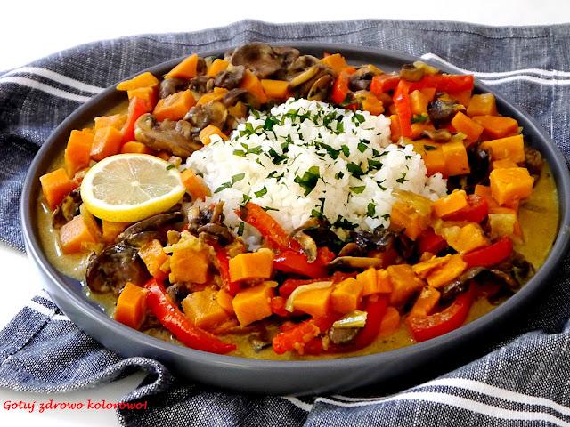 Curry z batatów - Czytaj więcej »