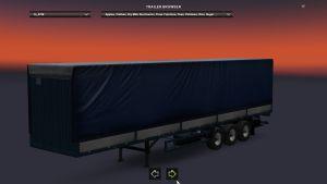 Trailer Maz 9758 update