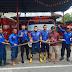 Damkar Payakumbuh Evakuasi Ular King Kobra Dari Kediaman Yopi