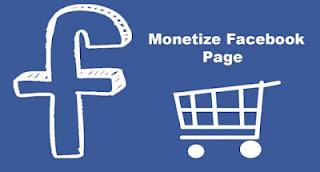 Facebook monetization terms to make money
