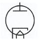 Tube Symbol - Diode