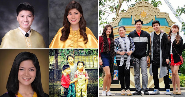 Doctor Parents Share Pride as All Three Children are Physician Board Exam Topnotchers