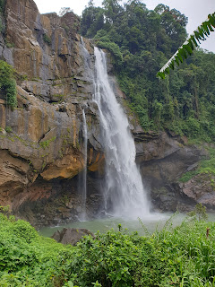 Aberdeen waterfall,waterfall,Srilanka