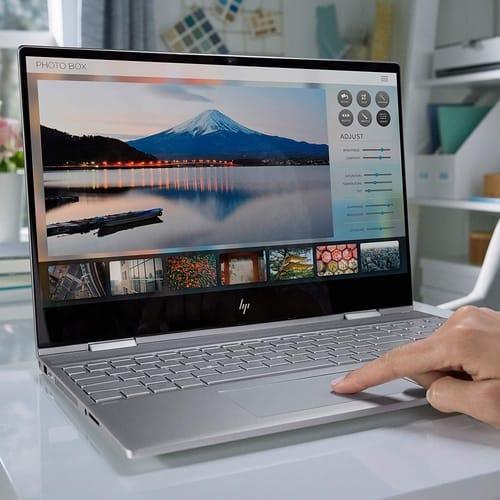 Review HP 15-dr1010nr ENVY x360 ConvertibleLaptop