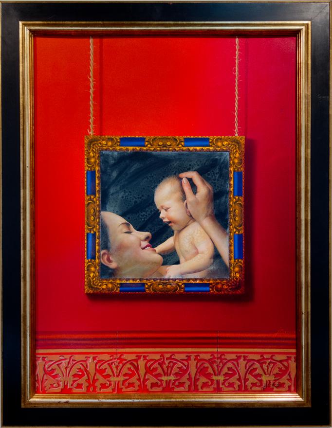 Maternidad II. JCarrero