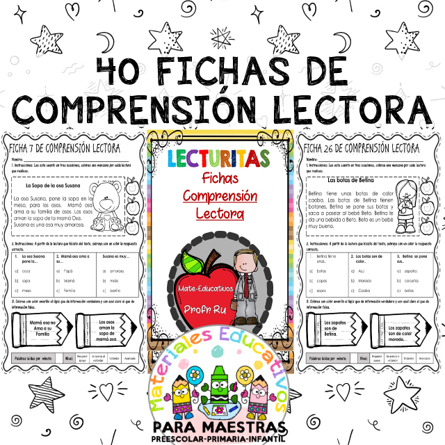 fichas-comprension-lectora