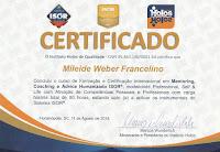 certificado formação coaching  mentoring advice instituto holos certificação internacional
