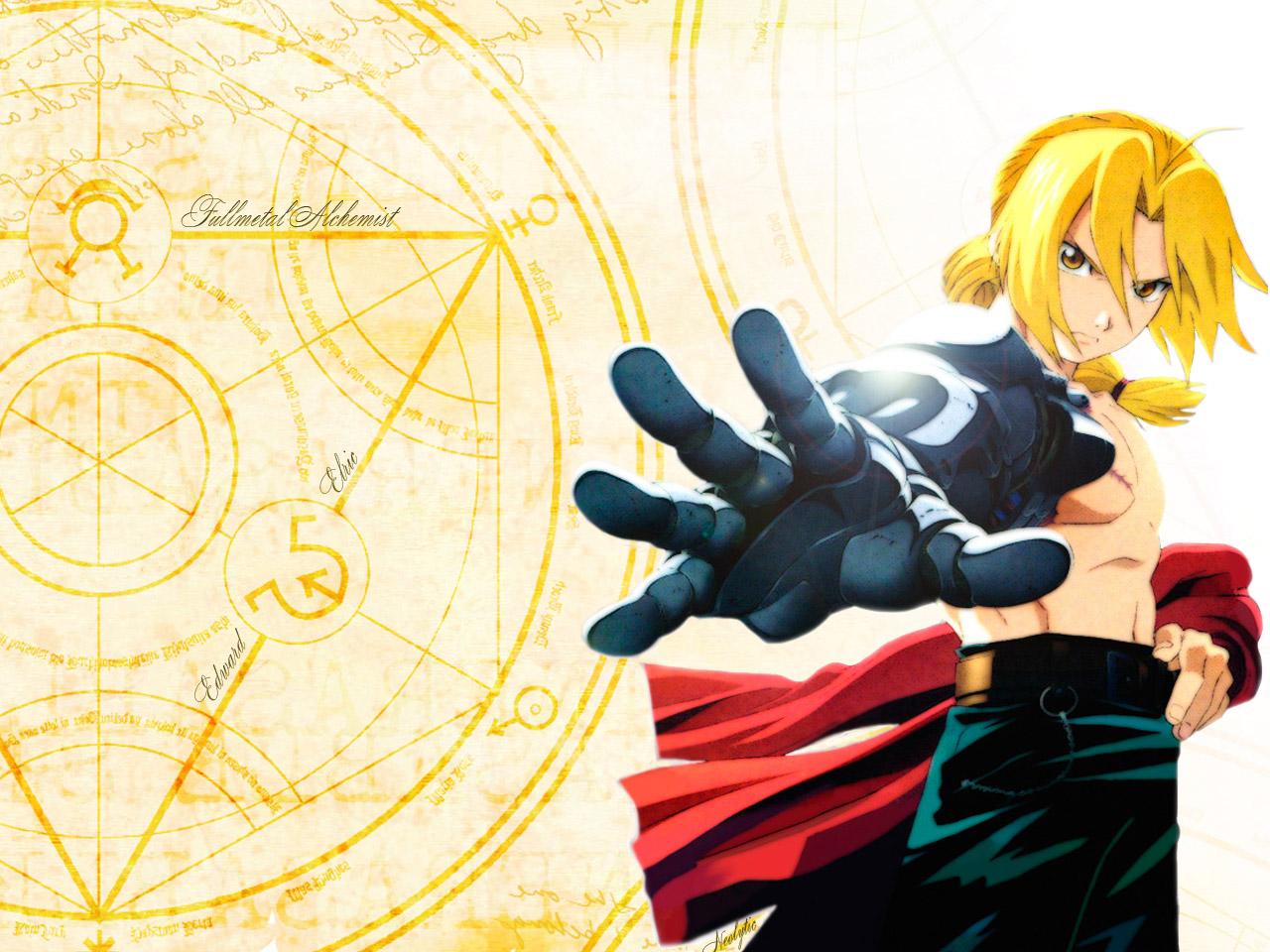 Wallpaper Fullmetal Alchemist Hd: Manga And Anime Wallpapers: Fullmetal Alchemist HD Wallpaper