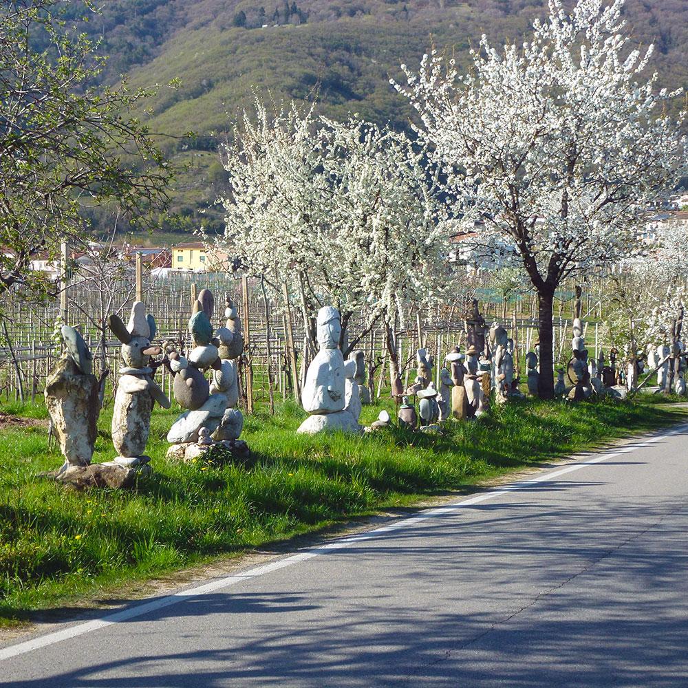 Outsider Environments Europe: Angelo Favero, l Sassi del ...