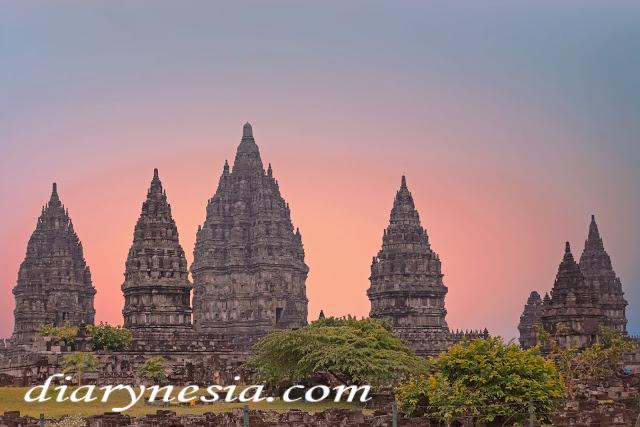 Prambanan temple, best tourist attractions in yogyakarta and klaten, yogyakarta tourism, diarynesia