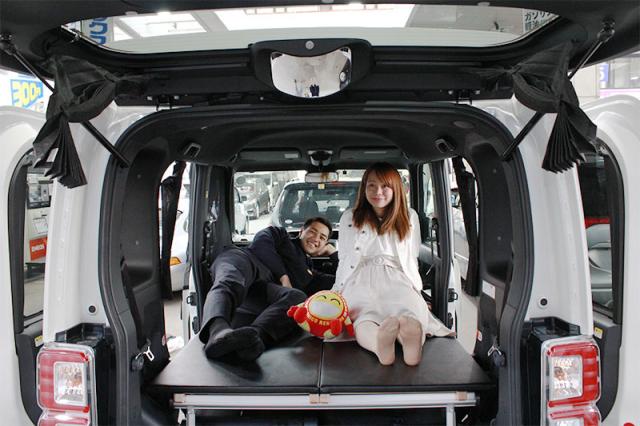 Mobil Rental dari Jepang Ini Membantu Para Turis Jika Tidak Menemukan Hotel Saat Berlibur