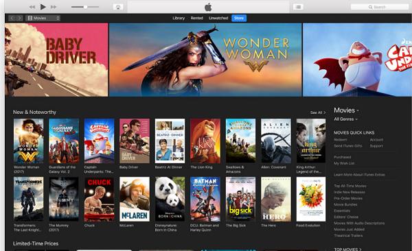Tải iTunes mới nhất cho Máy tính win 7, 8, 8.1, win xp, 10 cực dễ dàng e