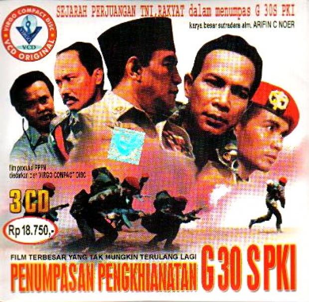 Katanya Pro Pancasila, Pendukung Jokowi tak Ada Suara Dukung Nobar Film G30S/PKI