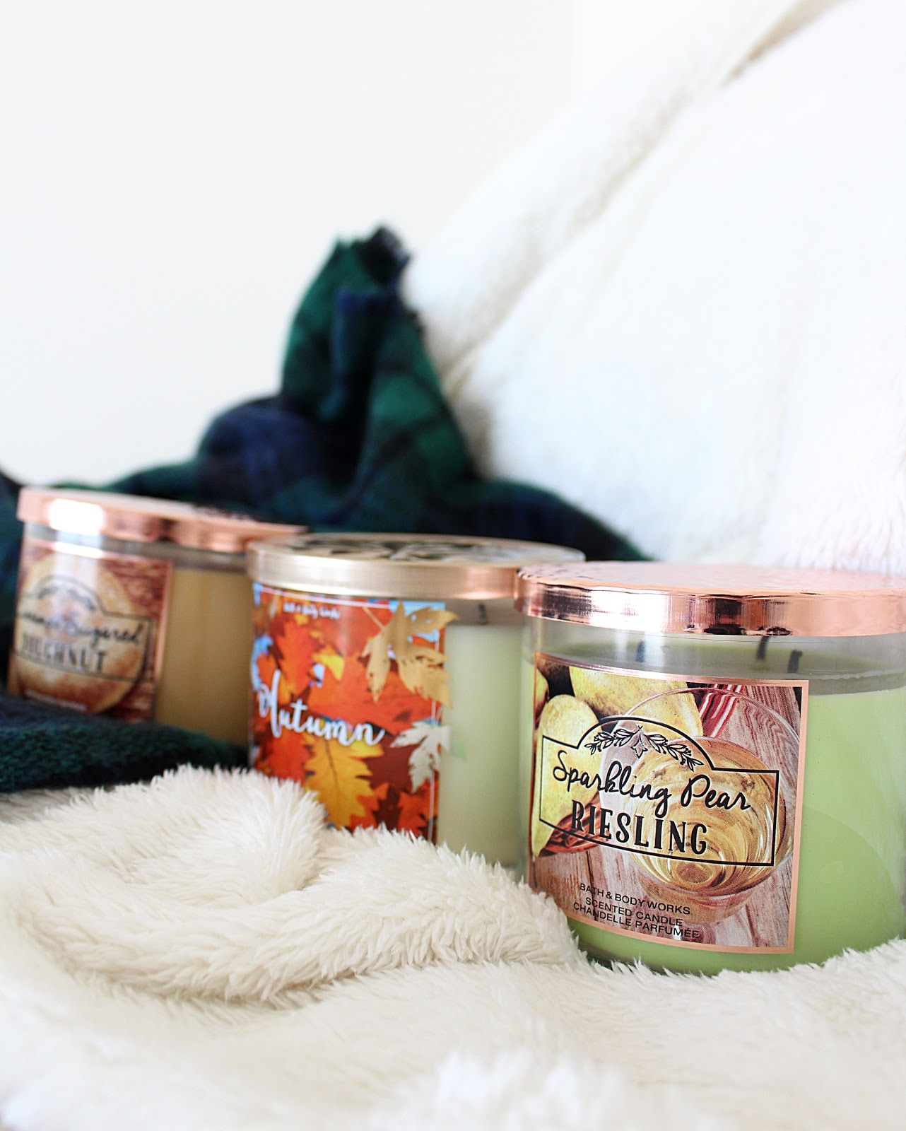Bath & Body Works Autumn Candles - Life in Excess Blog
